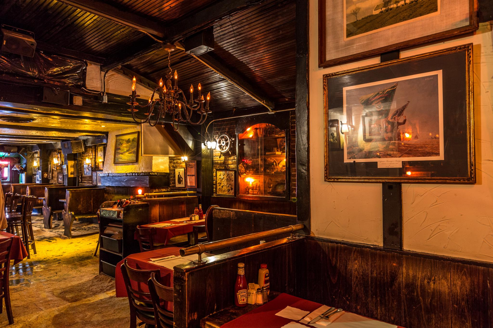 Molly's Shebeen Pub and Restaurant,New York Most Authentic